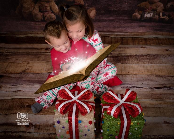 Christmas Mini Magic Book