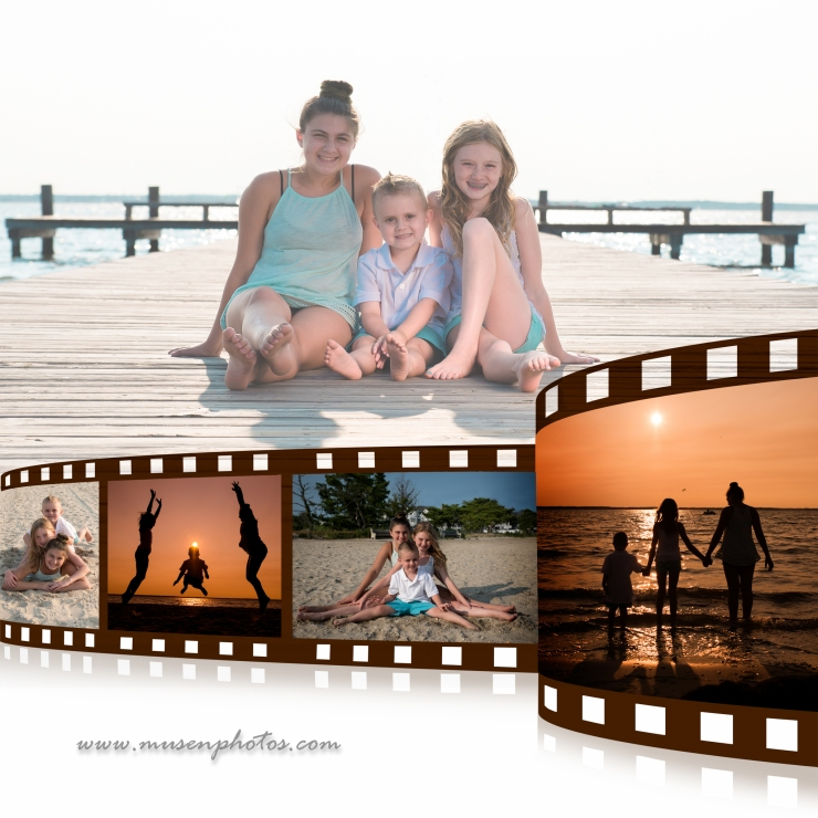 12x12 Film Strip