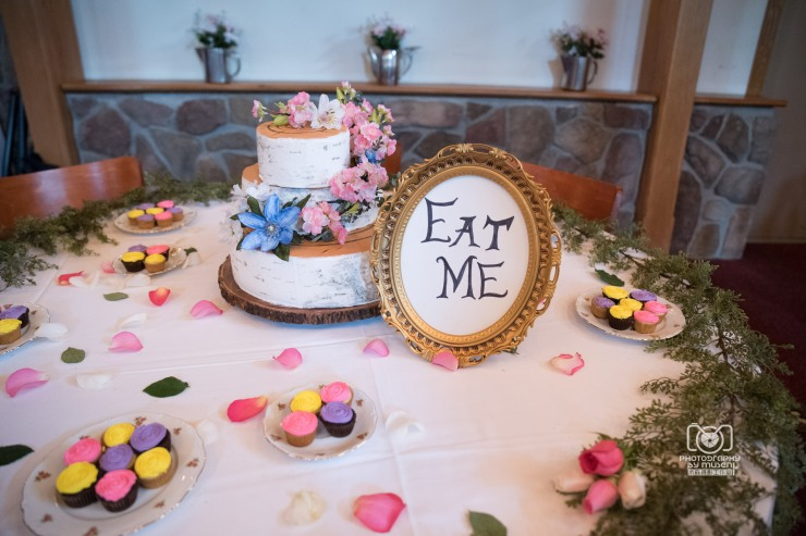 Alice Wonderland Themed Wedding-13