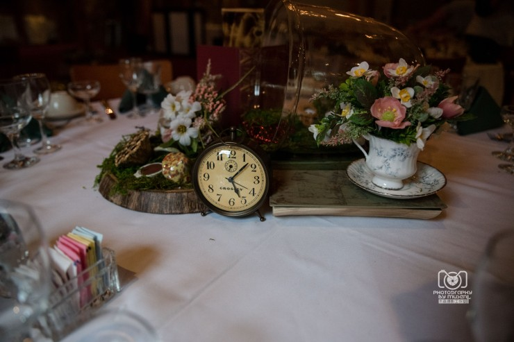 Alice Wonderland Themed Wedding-2