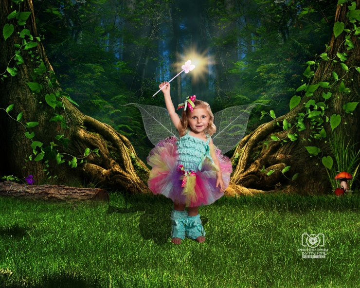 Fairy Magic Wand