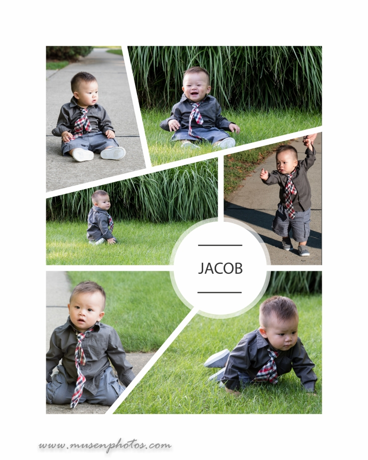 Jacob Outdoor Collage