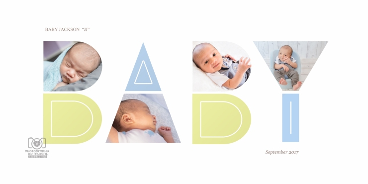 Baby Styled Collage Wall Art