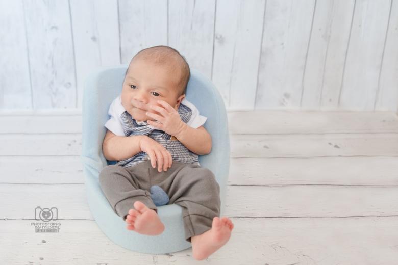 LIfestyle Newborn One Month Old (3)