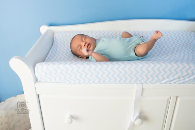LIfestyle Newborn One Month Old (4)