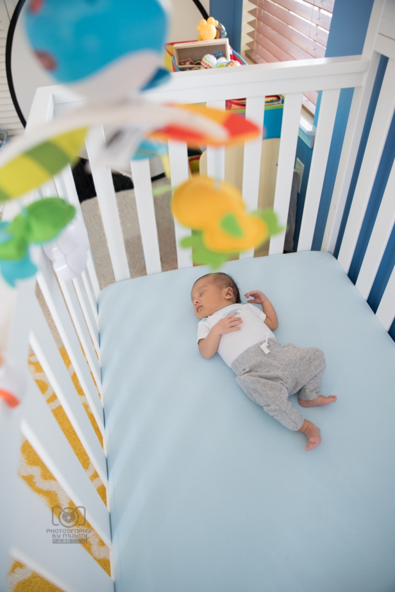 LIfestyle Newborn One Month Old (9)