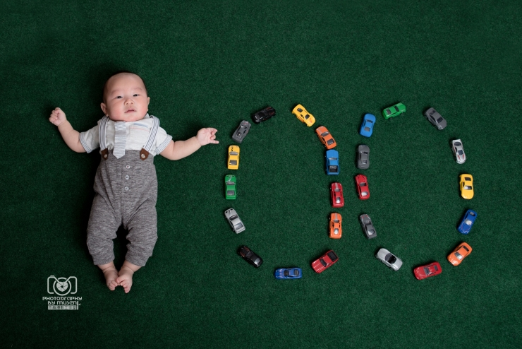 100 Days Car Theme
