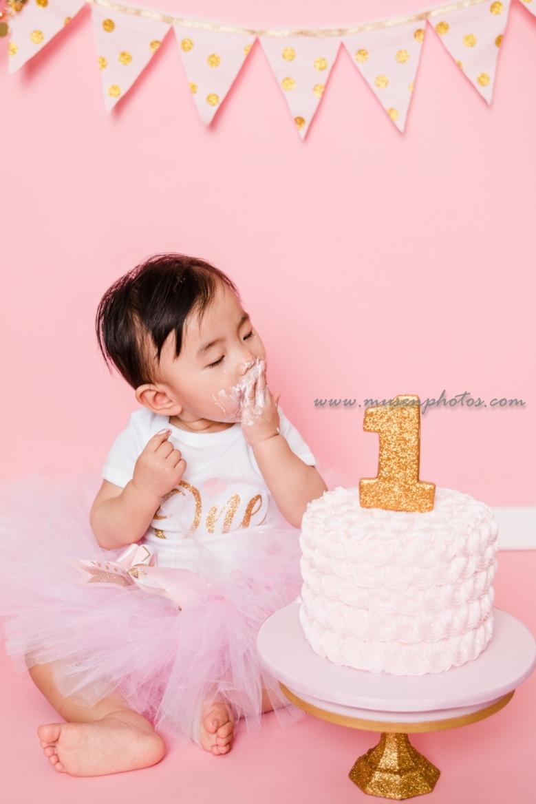 Princess Cake Smash (11)