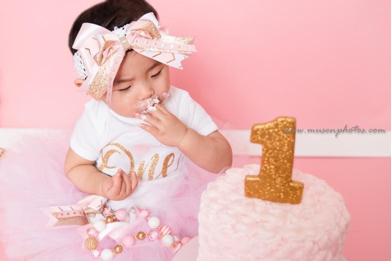 Princess Cake Smash (9)