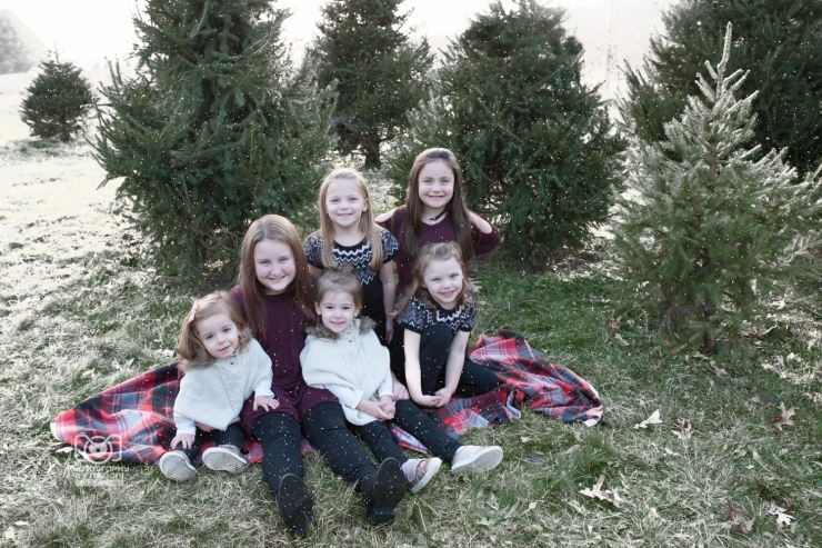 Christmas Tree Farm Extended Family (1)