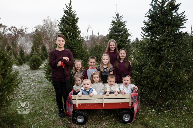 Christmas Tree Farm Extended Family (2)