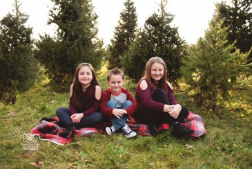 Christmas Tree Farm Extended Family (4)